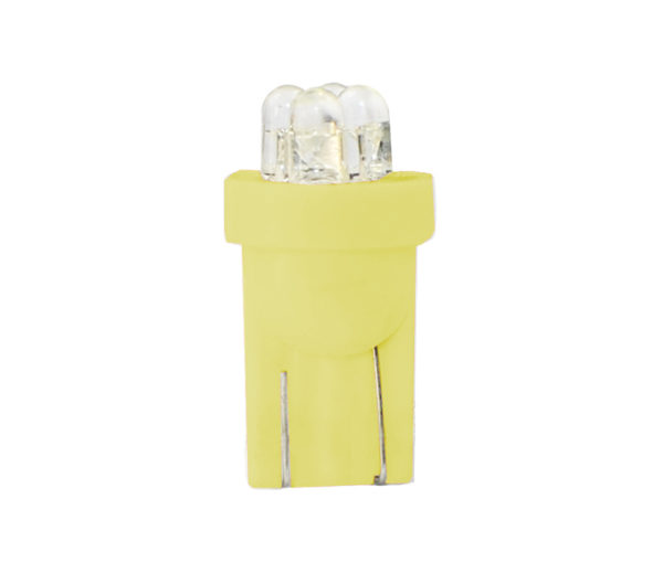 LED   Diode L012   W5W 4LED 3mm, Gelb