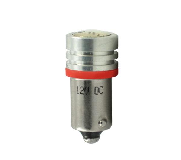 LED   Diode L016   Ba9s 1W Rot