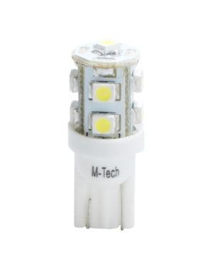 LED   Diode L018   W5W 9xSMD3528 Wei?