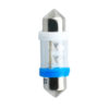 LED   Diode L022   C5W 31mm 4LED 3mm Blau