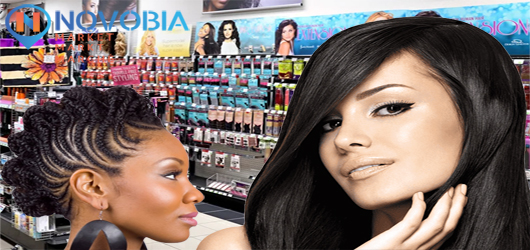 Afroshop Novobia and accessories